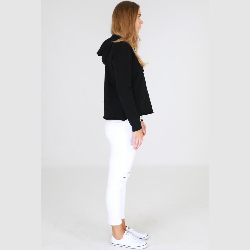 Sweaters for Women Australia| Greta Sweater in Black | 3RD STORY