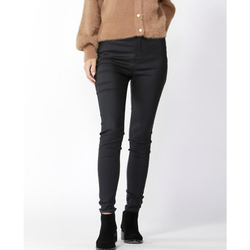 Women's Pants | Ines Coated Pants | FATE + BECKER