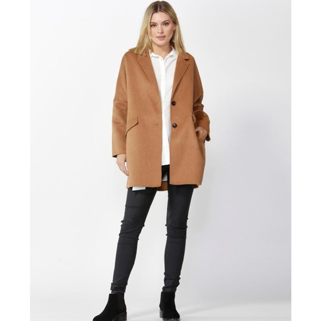 Women's Jackets Australia | Ascot Coat | FATE + BECKER