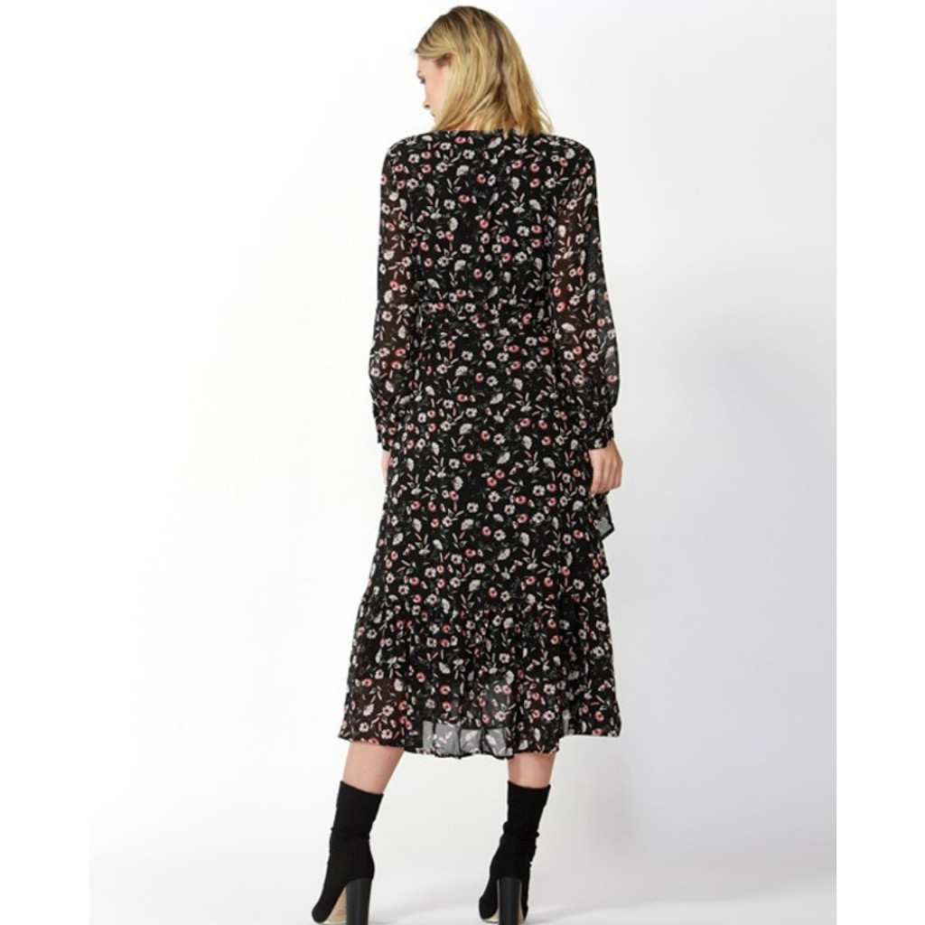 Ladies Dresses | Nolita Wrap Dress | FATE + BECKER