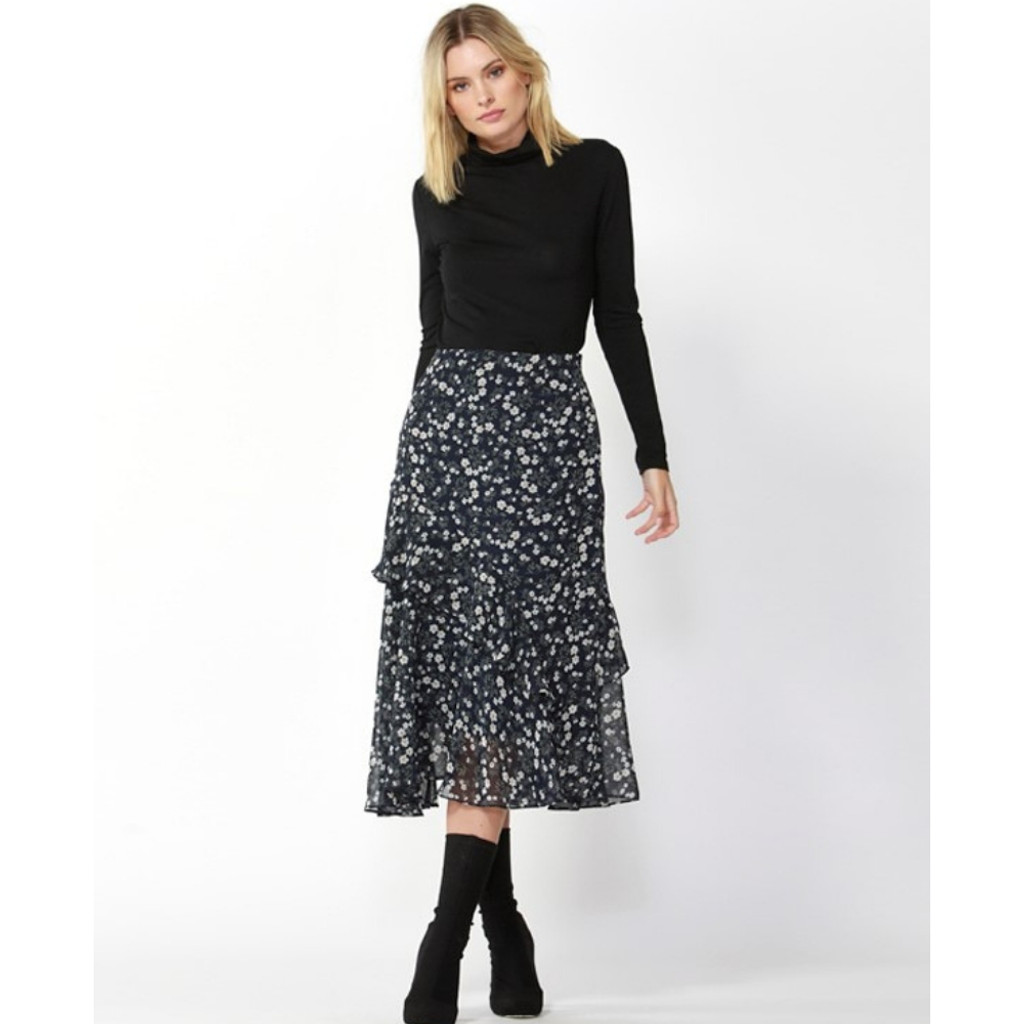 Women's Skirts | Astoria Skirt | FATE + BECKER
