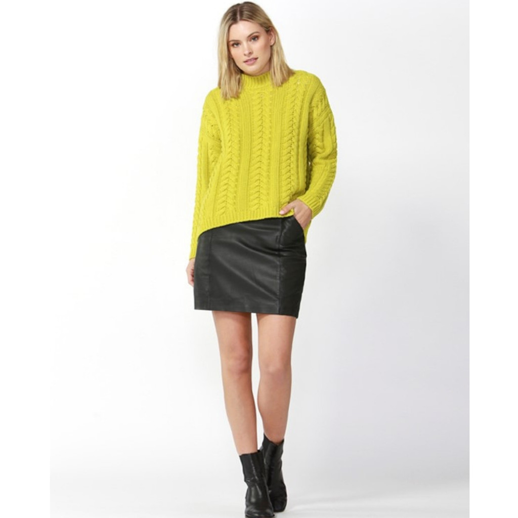Women's Tops | Be With Me Jumper | FATE + BECKER