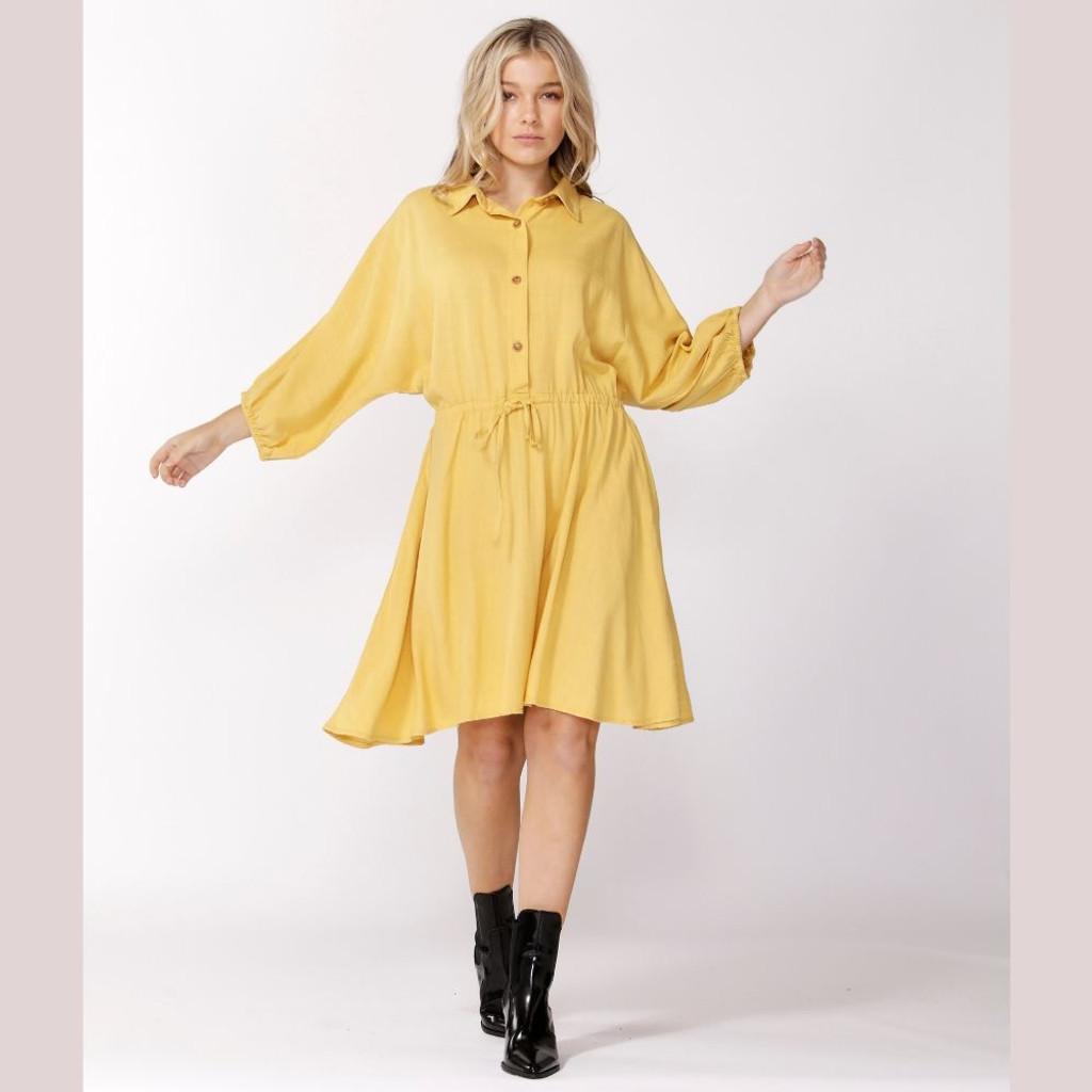Women's Dresses   Paradising Shirt Dress   SASS