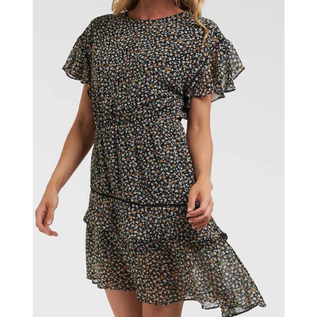 Women's Dresses | Keira Mini Dress | AMELIUS
