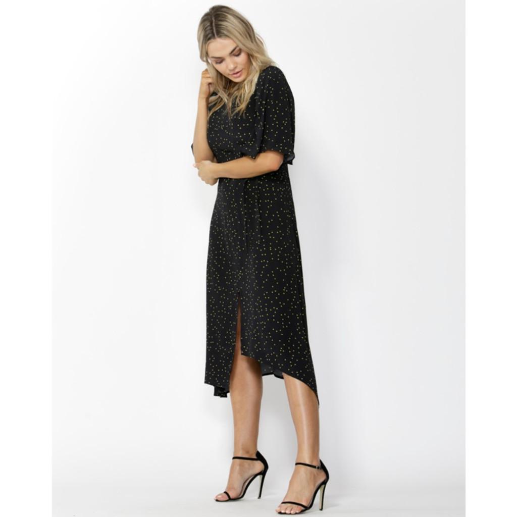 Women's Pants| In the Mood Tie Dress| Fate & Becker