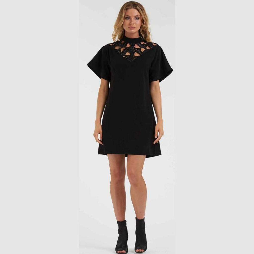 Women's Dresses   Realm Shift Dress   AMELIUS