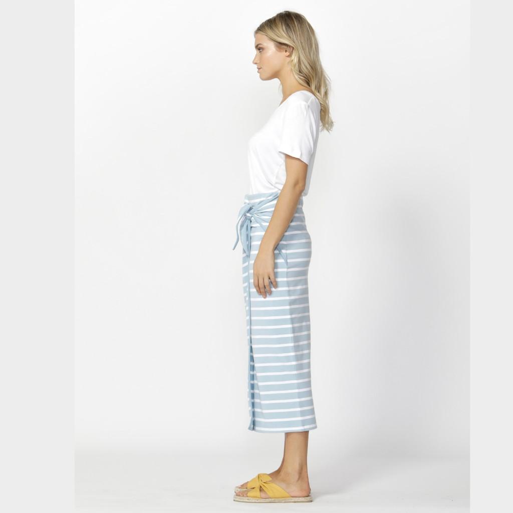 Women's Skirts | Lana Midi Skirt  | Betty Basics