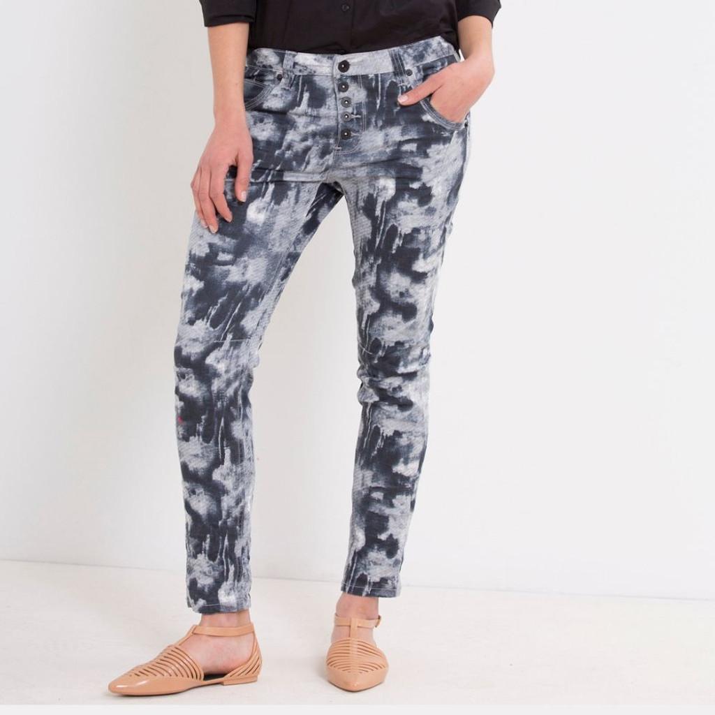 Women's Jeans | Ambato Jeans in Black | BIANCO