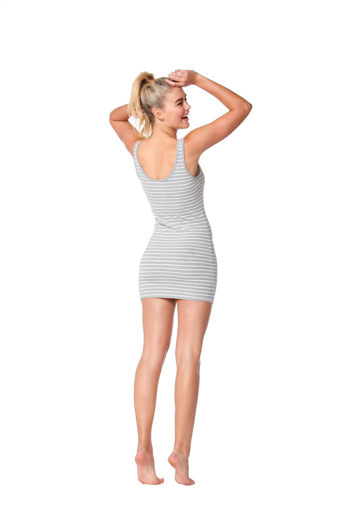 Whitney Tank Dress by BETTY BASICS