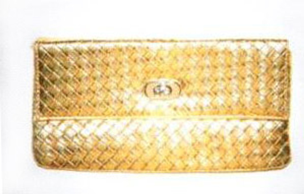 Shop March P175 - Gold Clutch