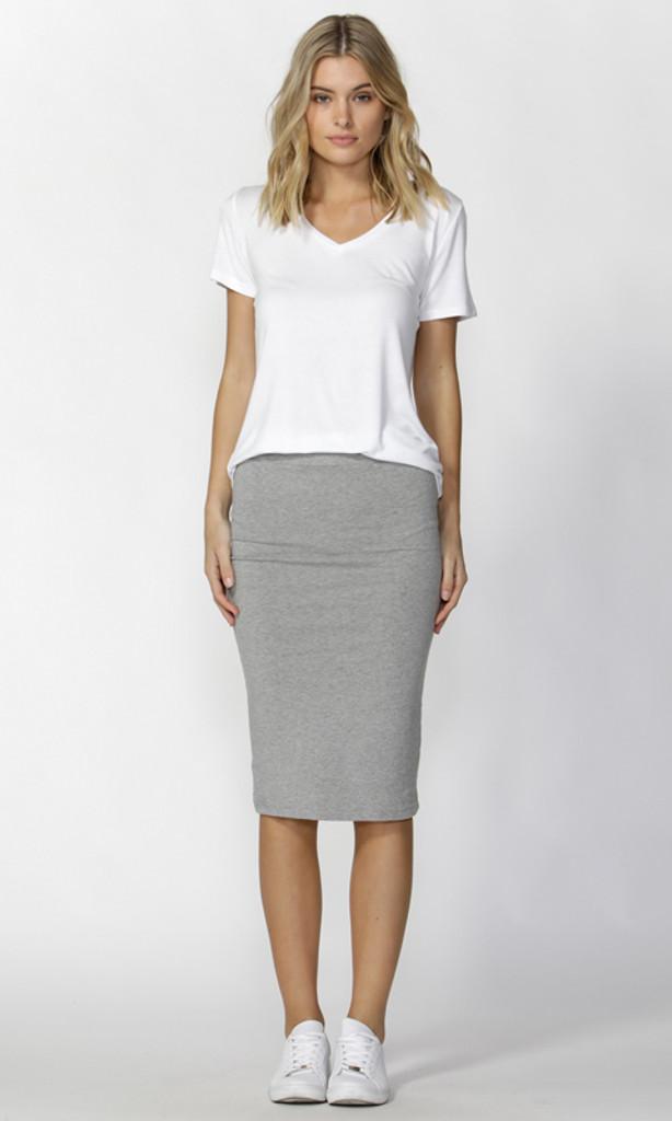Women Skirts Australia | Alicia Midi Skirt | BETTY BASICS