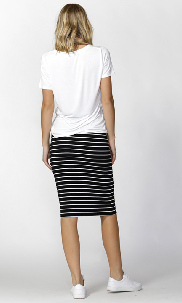 Women Skirts Australia | Alicia Midi Skirt | BETTY BASICS