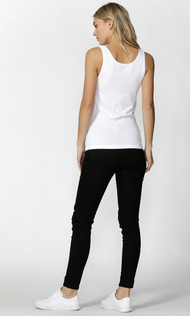 Women's Tops Australia | Veronica Tank | BETTY BASICS