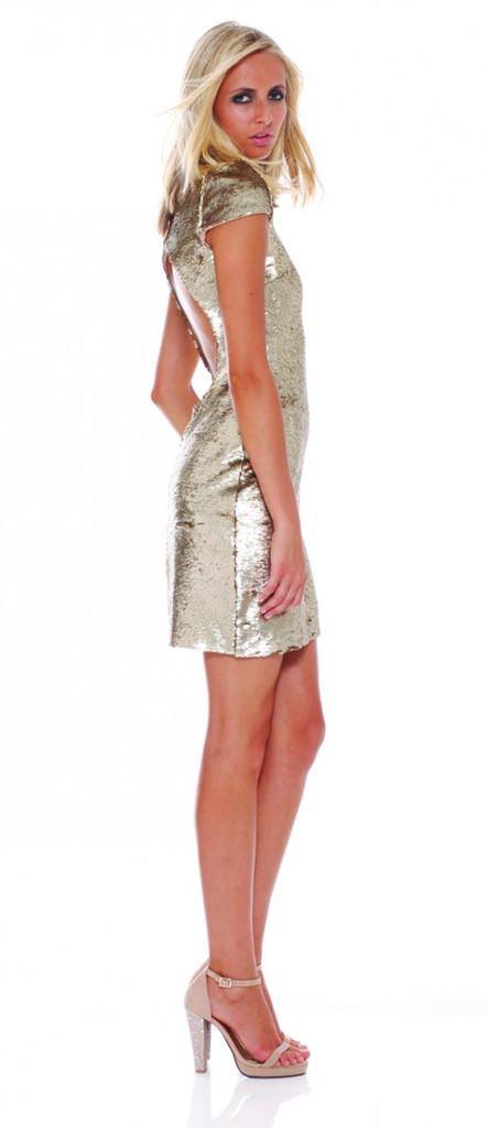 Ladies Dresses in Australia|Vixen Sequin Dress|BEBE