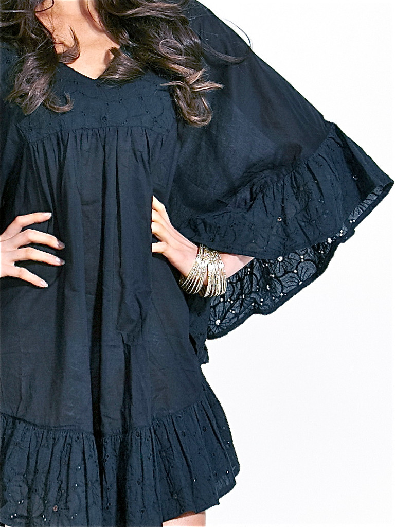 Cracked Pepper Kaftan by FATE