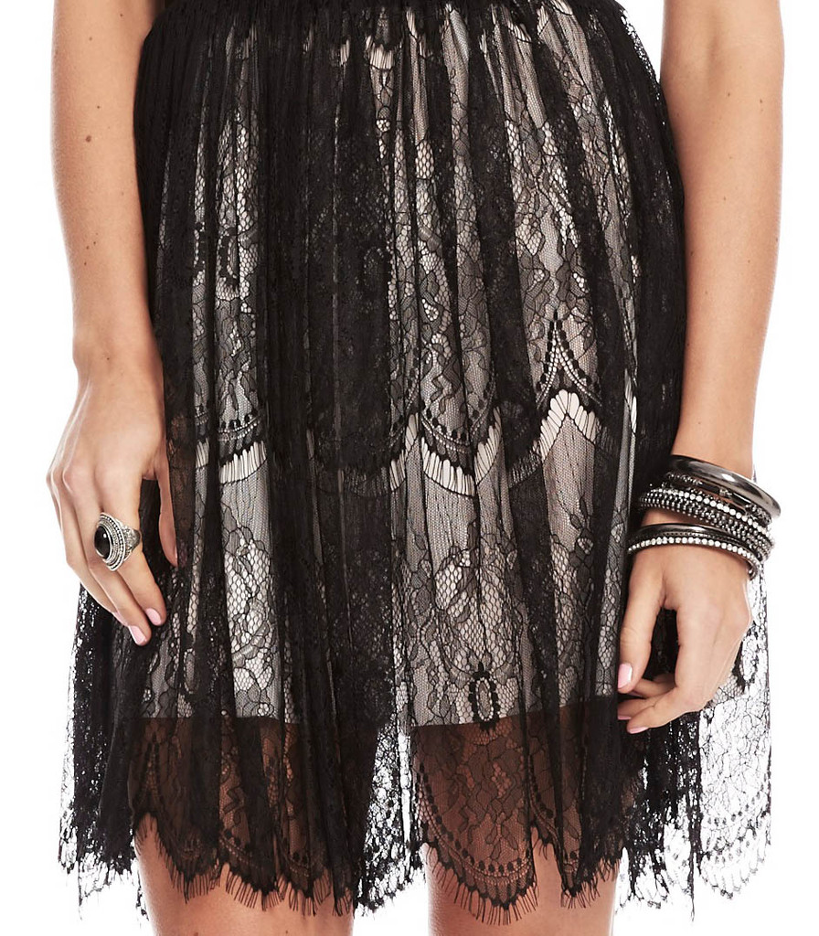 Ladies Dresses|Cathedral Lace Dress|COOPER ST