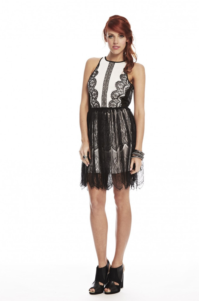 Ladies Dresses Cathedral Lace Dress COOPER ST
