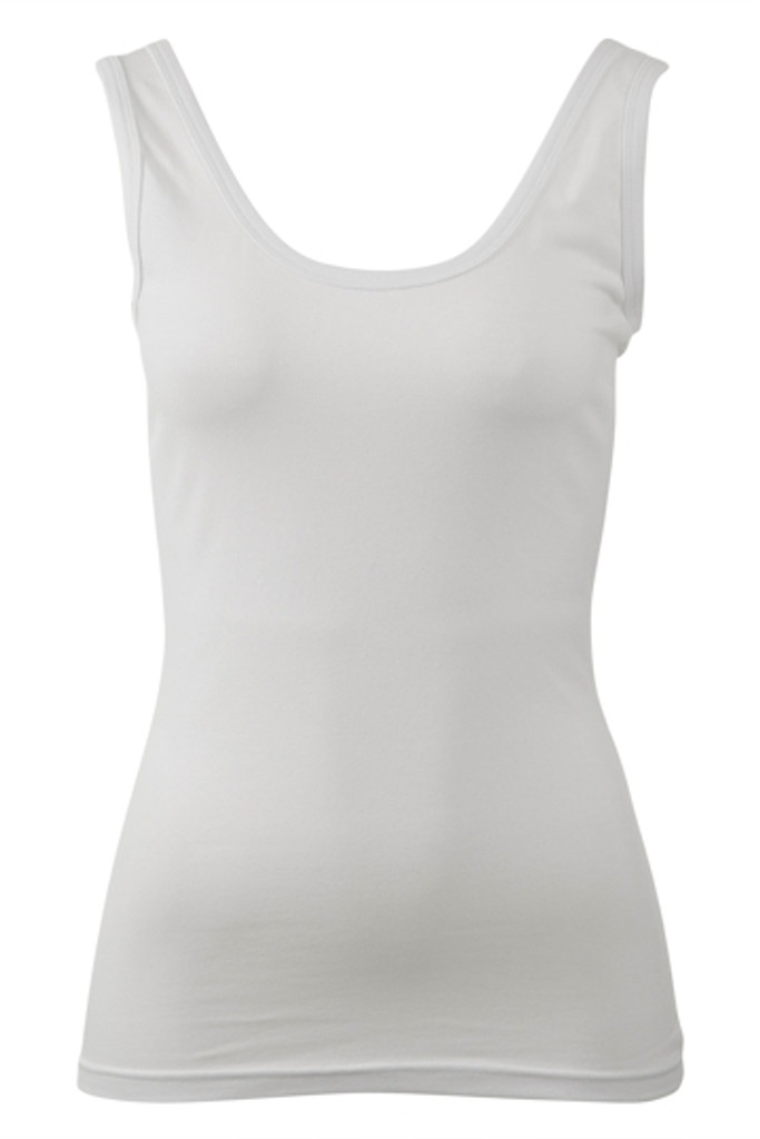 Ladies tops| Emma Scoop Tank| BETTY BASICS