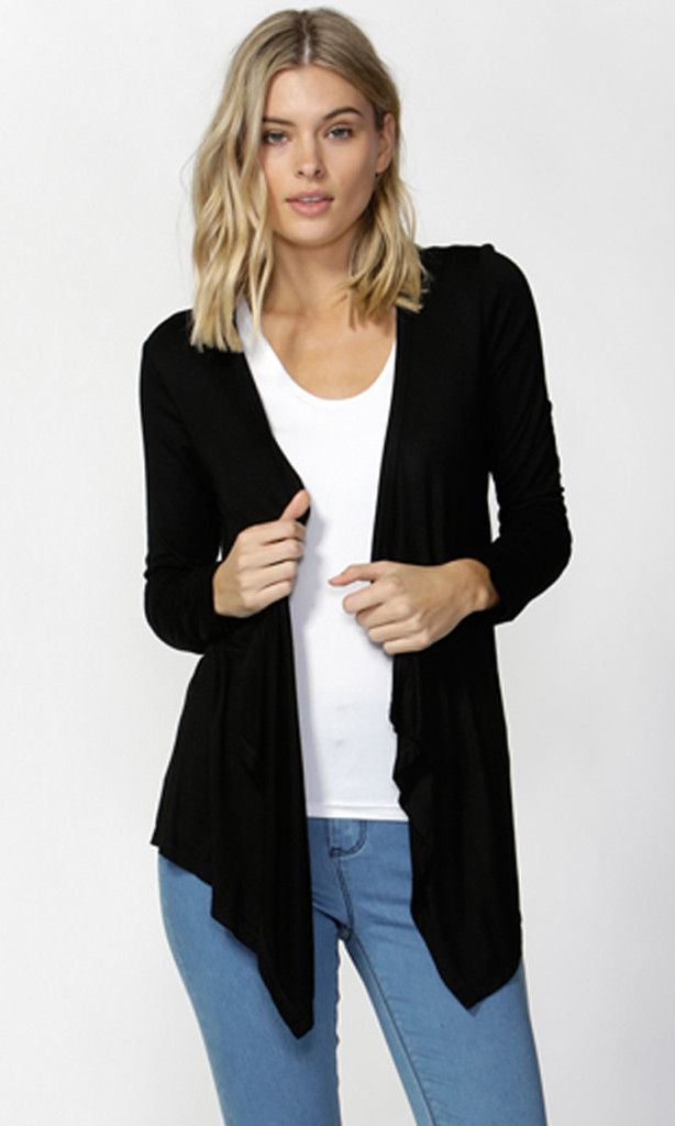 Women's Jumpers | Melbourne Cardigan | BETTY BASICS