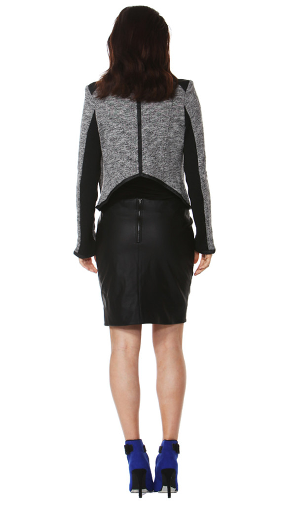 Women's Skirts Australia | Alexia Oil Spill Skirt | FATE