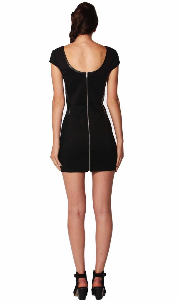 Ladies Dresses in Australia | Spliced Body- Con Dress | SASS