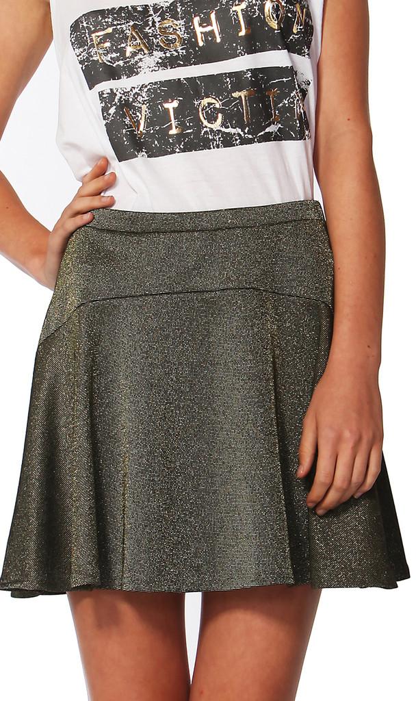 Women's Skirts | Lurex Skirt | SASS