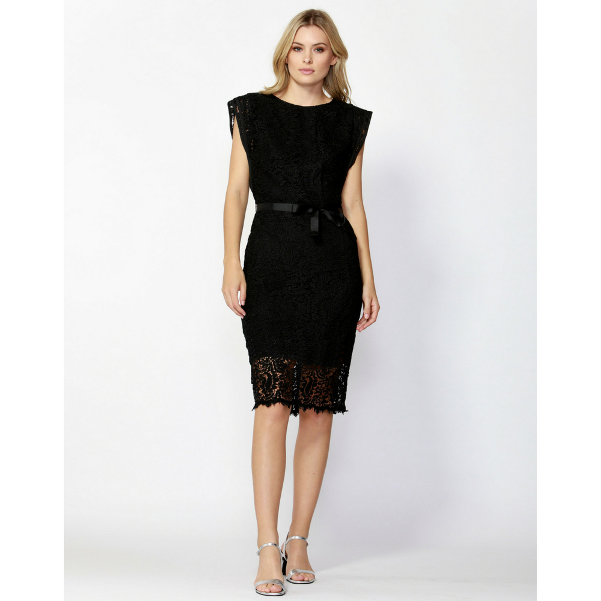 9ae136ea8e Isabella Lace Dress by FATE + BECKER