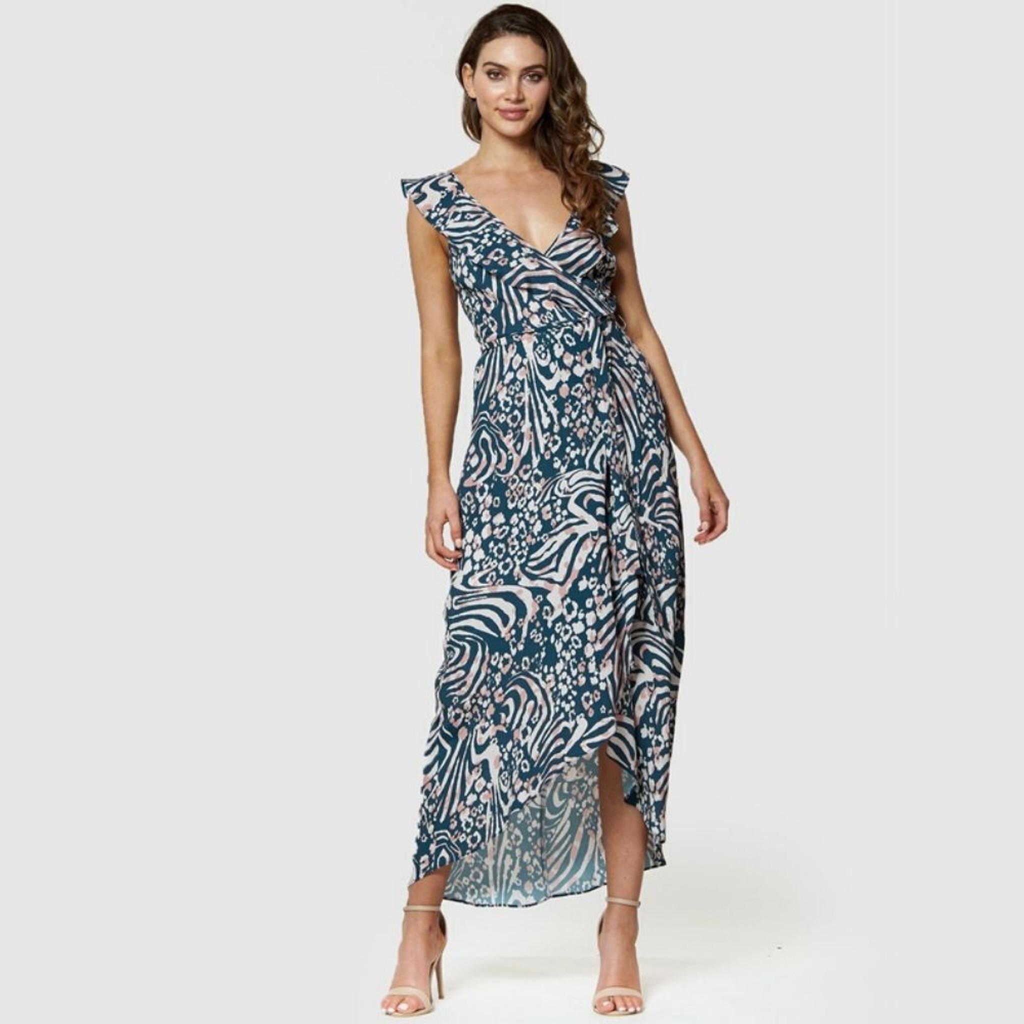 Zheeta Maxi Dress by AMELIUS   Women's Dresses   @alibionline