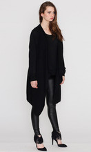 Women's Knitwear | Back To Basics Long Cardigan | HONEY & BEAU