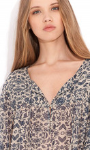Women's Top's in Australia | Caia Long Sleeve Top | WISH
