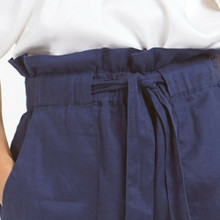 Sahara Linen Shorts (White, Khaki, Navy) by AMELIUS*
