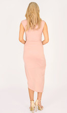 Women's Dresses Online Australia | Sultry Beige Knotted Maxi Dress | 3RD LOVE