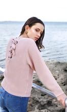 Ladies Tops Online | Aria Knit | SAINT ROSE