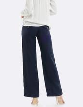 Women's Pants Online |  Sahara Linen Pant | AMELIUS