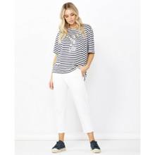 Women's Jeans | Jude Stretch Denim Pant | BETTY BASICS