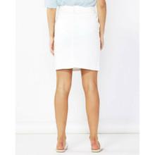 Women's Skirts Australia | Archer Stretch Denim Skirt | Betty Basics
