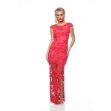 Women's Dresses Australia | Dreamy Maxi in Watermelon | ROMANCE