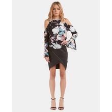 Women's Tops Online | Floral Kingdom Long Sleeve Top | AMELIUS