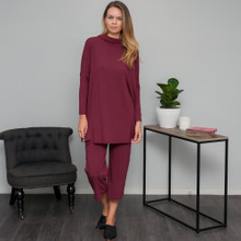 Women's Pants Online | Zen Wide Leg Pants  | VIGORELLA