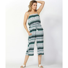 Women's Jumpsuits | Warrior Strapless Jumpsuit | SASS