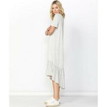 Women's Dress Australia | Stockholm Midi Dress in Gold Fleck  | BETTY BASICS