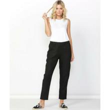 Women's Pants   Rocco Linen Pant   BETTY BASICS