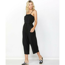 Women's Jumpsuits | Finn Linen Jumpsuit | BETTY BASICS