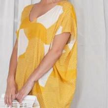 Women's Dress| KL438 Dress in Mustard| KIIK LUXE