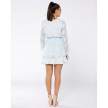 Women's Dresses | Chakra Frill Dress | PIZZUTO