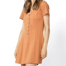 Women's Dress | Young At Heart Buttoned Dress | SASS
