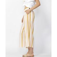 Women's Pants Online Australia | Saffron Stripe Wide Leg Pant | SASS