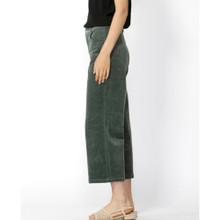 Women's Pants | Candid Cord Crop Flare | SASS