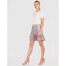 Women's Skirts | Iris Glaze Skirt | SOCIALIGHT