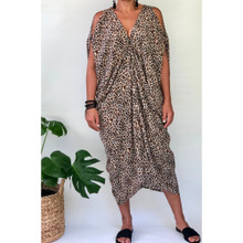 Women's Dresses | Coast Dress in Wild Print | NOOSA SOL